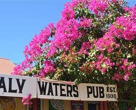 Daly Waters Historic Pub - Taree Accommodation