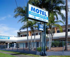 Aquatic Motel - Taree Accommodation
