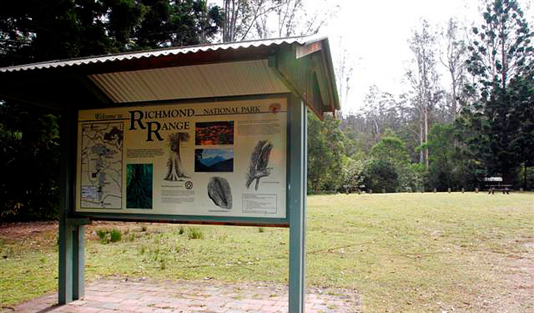 Peacock Creek campground - Taree Accommodation