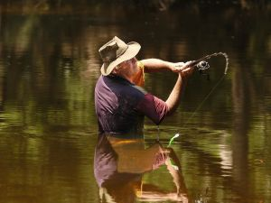 Lochlorian Trout Fishing and Getaway - Taree Accommodation