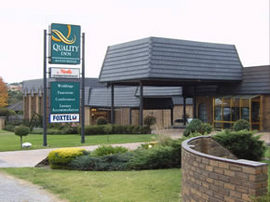 Quality Inn Baton Rouge - Taree Accommodation