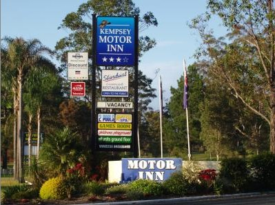 Kempsey Motor Inn - Taree Accommodation