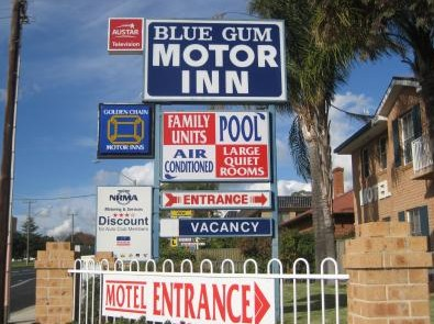 Blue Gum Motor Inn - Taree Accommodation
