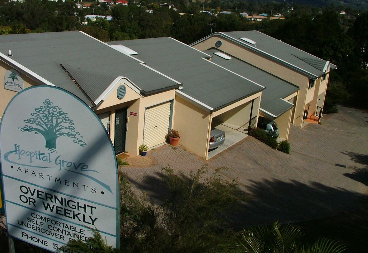Hospital Grove Apartments - Taree Accommodation