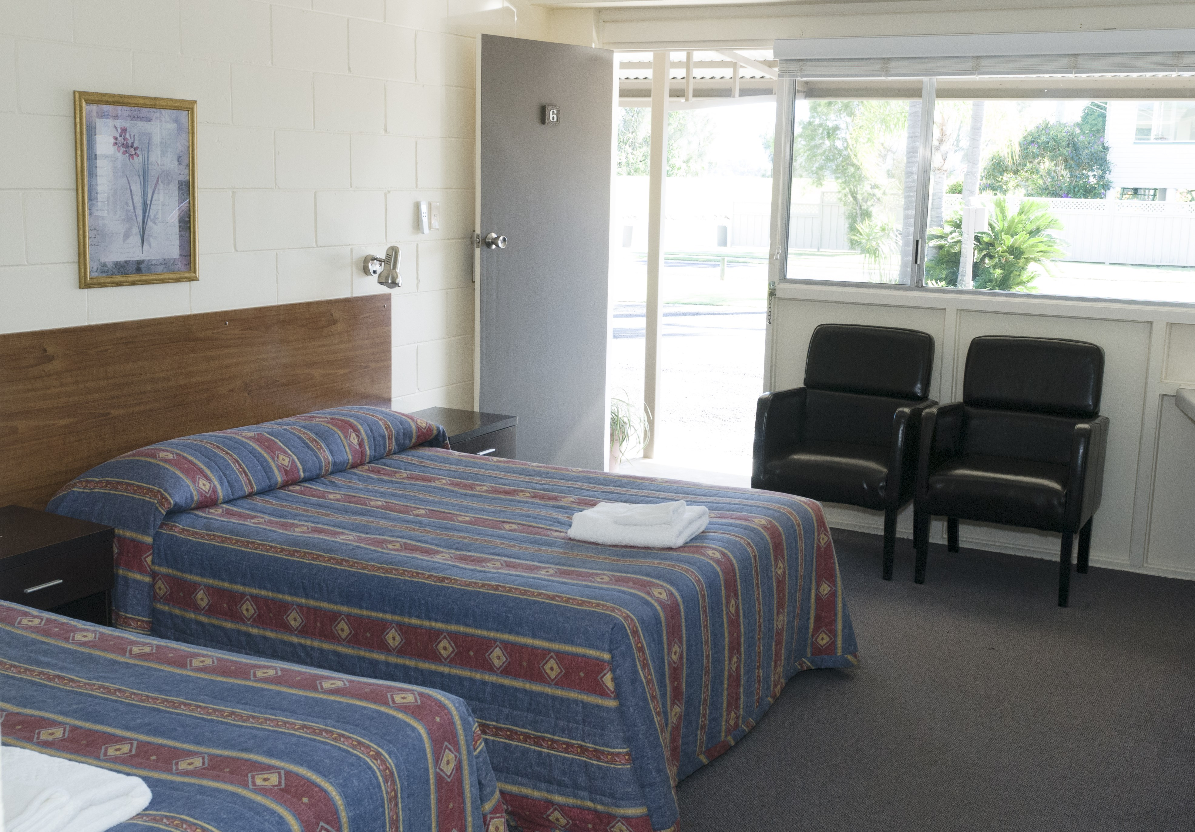 Waterview Motel - Maclean - Taree Accommodation