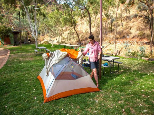 Standley Chasm Angkerle Camping - Taree Accommodation