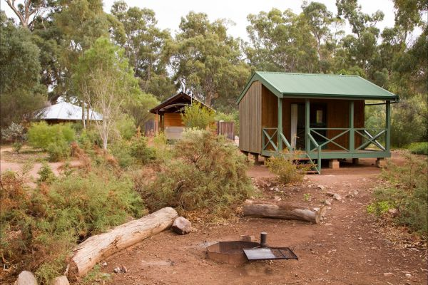 Alligator Lodge - Mount Remarkable National Park - Taree Accommodation