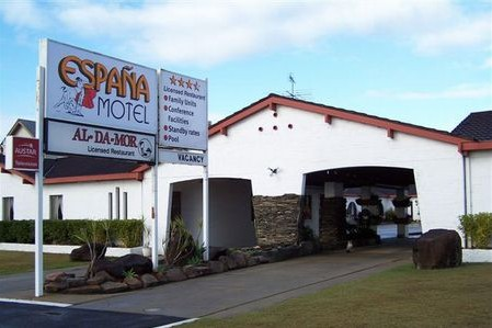 Espana Motel - Taree Accommodation