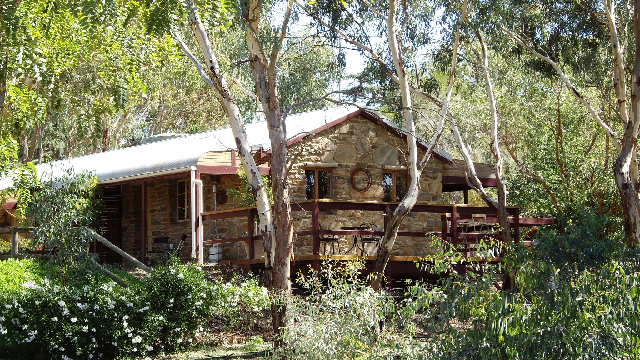 1860 Wine Country Cottages - Taree Accommodation