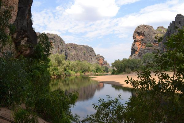Windjana Gorge Camp at Windjana Gorge National Park - Taree Accommodation
