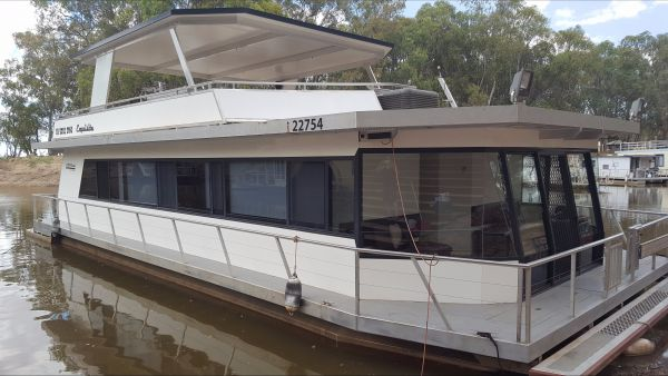 Murray Downs Marina Houseboats - Taree Accommodation