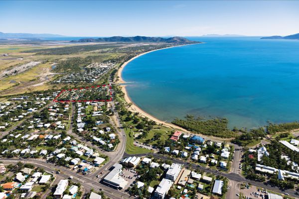 BIG 4 Rowes Bay Beachfront Holiday Park