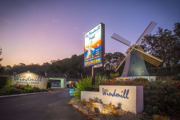 The Big Windmill Corporate and Family Motel