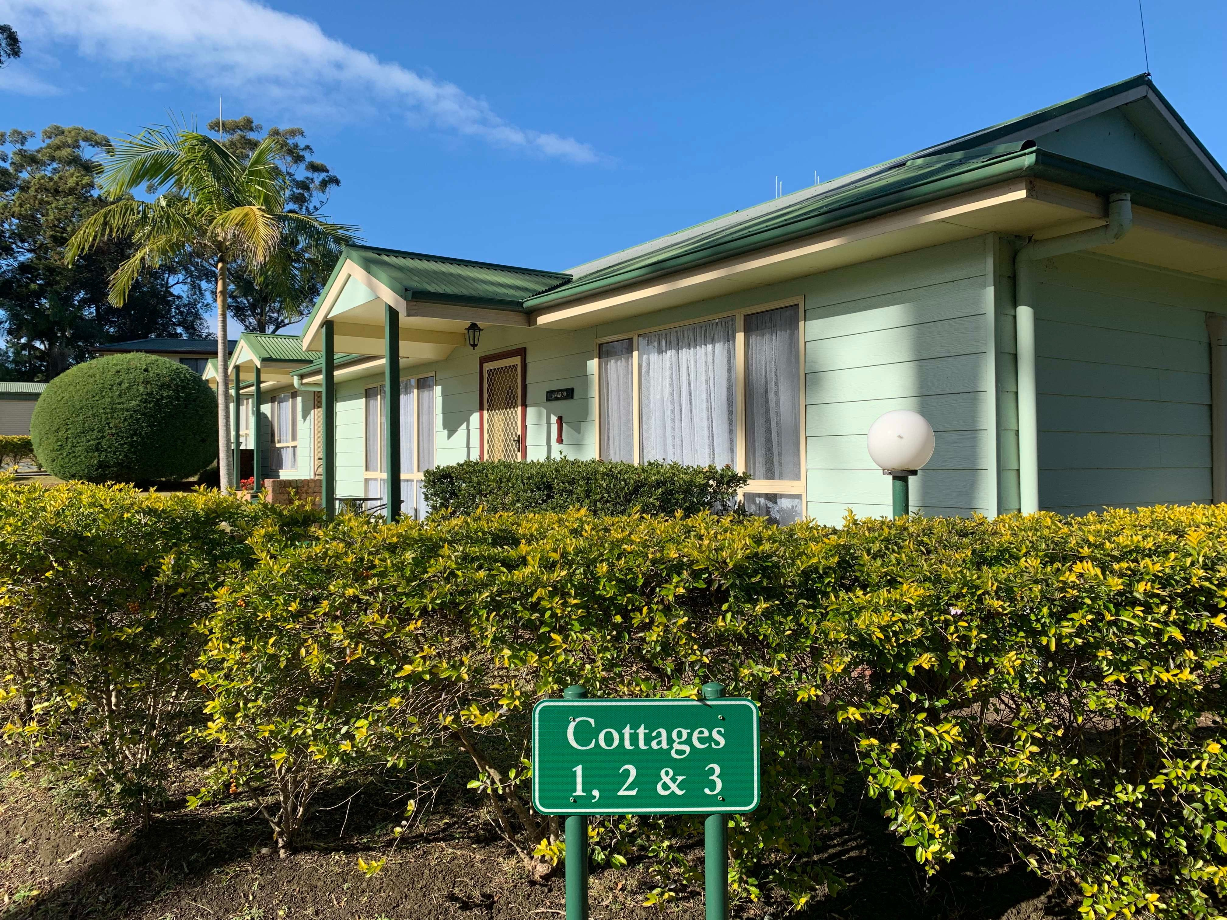 Obadiah Country Cottages - Taree Accommodation