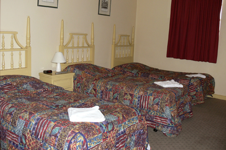Knickerbocker Hotel Motel - Taree Accommodation
