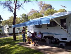 Bega Caravan Park - Taree Accommodation
