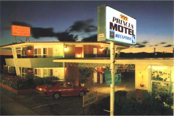 Princes Motel - Taree Accommodation