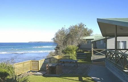 Berrara Beach Holiday Chalets - Taree Accommodation
