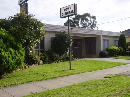 Bairnsdale Town Central Motel - Taree Accommodation