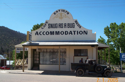 Snug as a Bug Motel - Taree Accommodation