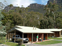 Halls Gap Log Cabins - Taree Accommodation