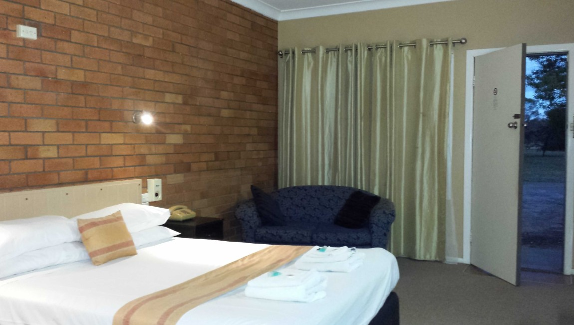 AA Hilldrop Motor Inn - Taree Accommodation