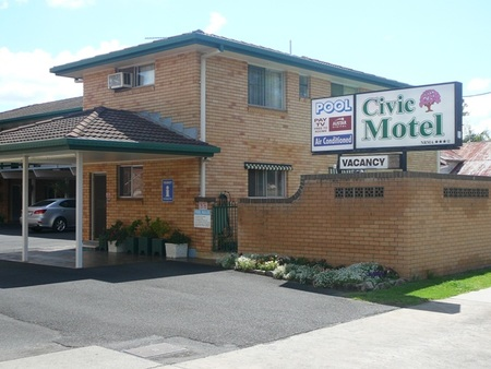 Civic Motel Grafton - Taree Accommodation