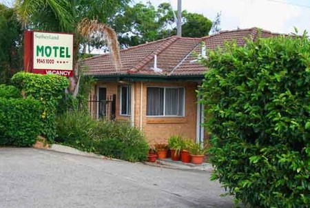 Sutherland Motel - Taree Accommodation