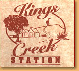 Kings Creek Station - Taree Accommodation