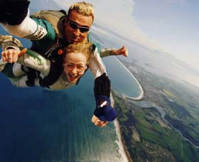 Skydive Melbourne - Taree Accommodation