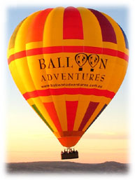 Balloon Adventures Barossa Valley - Taree Accommodation