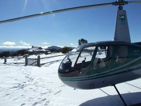 Alpine Helicopter Charter Scenic Tours - Taree Accommodation