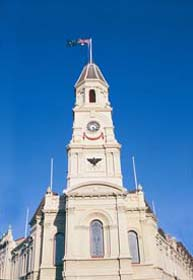 Fremantle Town Hall - Taree Accommodation