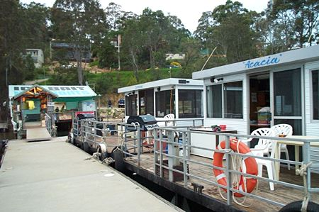 Clyde River Houseboats - Taree Accommodation