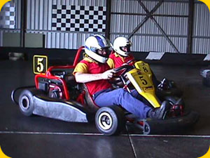 Indoor Kart Hire - Taree Accommodation