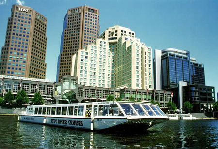 City River Cruises Melbourne - Taree Accommodation