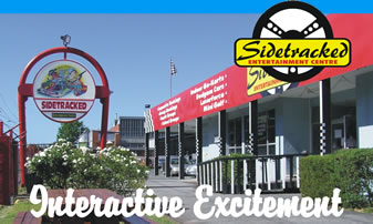 Sidetracked Entertainment Centre - Taree Accommodation