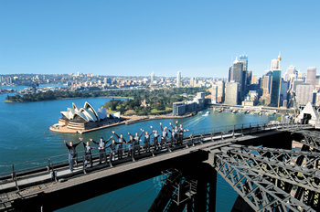 Sydney Harbour Bridge Climb - Taree Accommodation