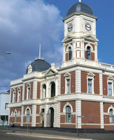 Boulder Town Hall - Taree Accommodation