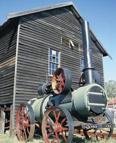 Yarloop Steam Workshops Inc - Taree Accommodation