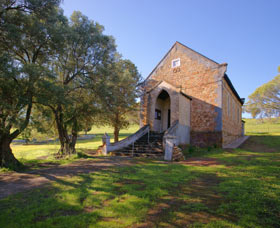 St Saviours Church Katrine - Taree Accommodation