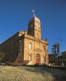 The Albany Town Hall - Taree Accommodation