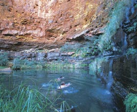 Dales Gorge and Circular Pool - Taree Accommodation
