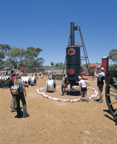 Ben Prior's Open Air Museum - Taree Accommodation