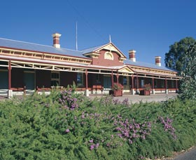 Old Railway Station Museum - Taree Accommodation