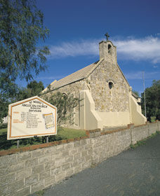 St Mary's Anglican Church - Taree Accommodation