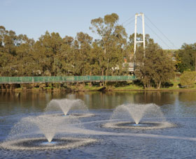 Suspension Bridge - Taree Accommodation