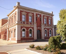 Northam Town Hall - Taree Accommodation