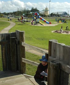 Yoganup Playground - Taree Accommodation