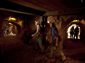 Heritage Blinman Mine Tours - Taree Accommodation
